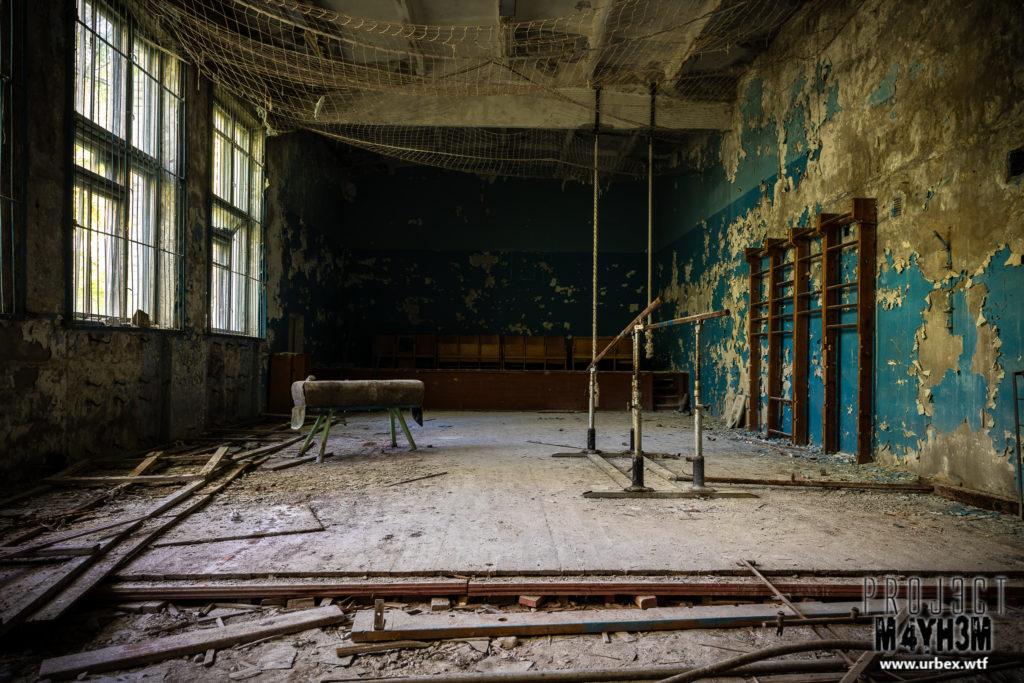 Duga School Gymnasium