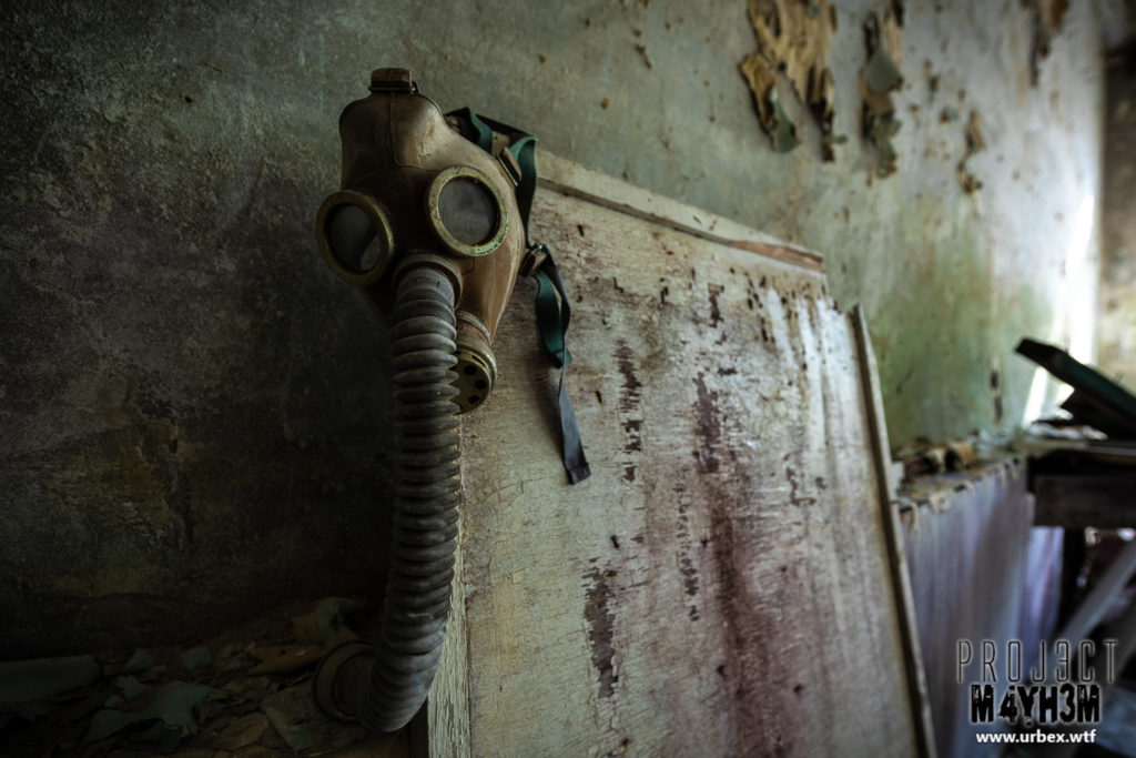 Duga School - Gas Mask