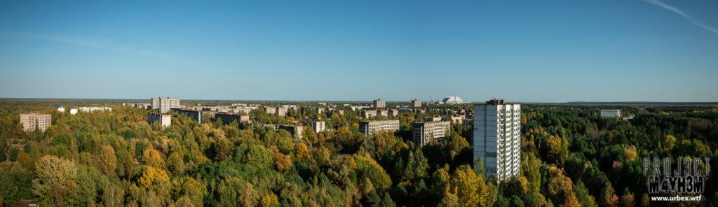 Pripyat Rooftops
